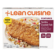 Lean Cuisine Marketplace Tortilla Crusted Fish