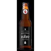 Left Hand Milk Stout Nitro Beer Bottle