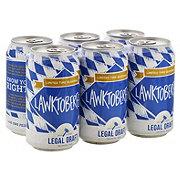 Legal Draft Lawktoberfest Seasonal Beer 12 oz  Cans