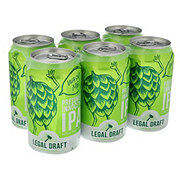 Legal Draft Presumed IPA Beer 12 oz  Cans