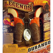 Legends of the Wild West Durango 2 Holster Pistol Set