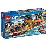 LEGO City Coast Guard 4X4 Rescue Unit