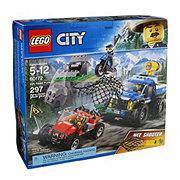 LEGO City Dirt Road Pursuit