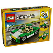 LEGO Creator 3-In-1 Green Cruiser