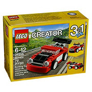 LEGO Creator 3-In-1 Red Racer