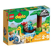 LEGO Duplo Jurassic World Gentle Giants Petting Zoo