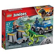LEGO Junior Jurassic World Raptor Rescue Truck