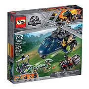 LEGO Jurassic World Blues Helicopter Pursuit