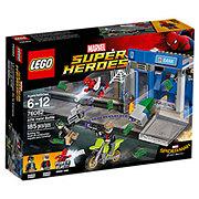LEGO Spiderman ATM Heist Battle