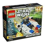 LEGO Star Wars U-wing Microfighter