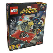 LEGO Super Hero Iron Man Detroit Steel Strike