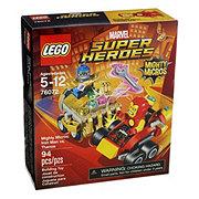 LEGO Super Hero Micros Ironman Vs Thanos