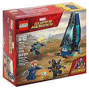 LEGO Super Heroes Outrider Dropship Attack