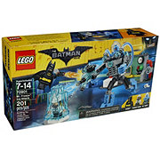 LEGO The Batman Movie Mr. Freeze Ice Attack