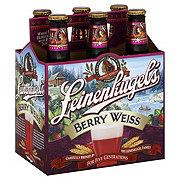Leinenkugels Berry Weiss  Beer 12 oz  Bottles