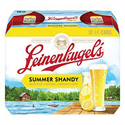 Leinenkugels Shandy Beer 12 oz  Cans