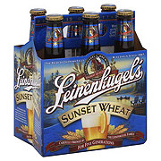 Leinenkugels Sunset Wheat  Beer 12 oz  Bottles