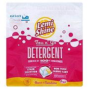 Lemi Shine Burst of Sunshine HE Laundry Detergent Pods