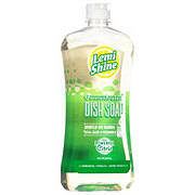 Lemi Shine Concentrated Gentle On Hands Fresh Lemon Scent Dish Soap