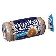 Lender's Pre-Sliced Blueberry Bagels
