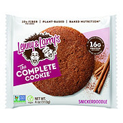 Lenny & Larry's The Complete Cookie Snickerdoodle