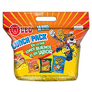 Leo Chip Lunch Pack