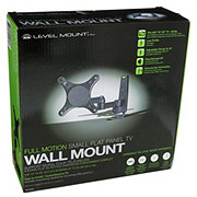 Level Mount TV Mount Extended Pan Tilt