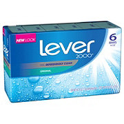 Lever 2000 Original Bar Soap 6 pk