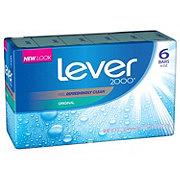 Lever 2000 Original Bar Soap 6 pk