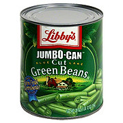 Libby's Blue Lake Cut Green Beans Jumbo-Can