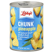 Libby's Chunk Pineapple