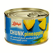 Libby's Chunk Pineapple in Juice