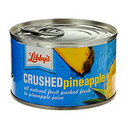 Libby's Crushed Pineapple in Juice