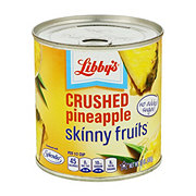 Libby's Crushed Pineapple Skinny Fruits