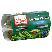 Libby's Cut Green Beans Cups