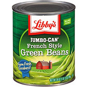 Libby's French Style Green Beans Jumbo-Can