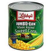 Libby's Jumbo-Can Whole Kernel Sweet Corn