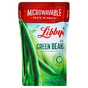 Libby's Microwavable Cut Green Beans Pouch
