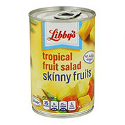 Libby's Skinny Fruits Tropical Fruit Salad Sweetened with Splenda