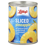 Libby's Sliced Pineapple