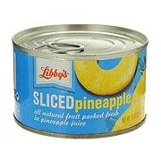 Libby's Sliced Pineapple in Juice