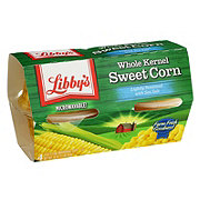 Libby's Whole Kernel Sweet Corn Cup