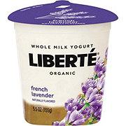 Liberte Organic Fresh Lavender Yogurt