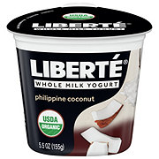 Liberte Organic Philippine Coconut Yogurt