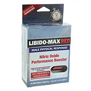 Libido Max Red Nitric Oxide Performance Boost