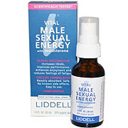 Liddell Vital Male Sexual Energy