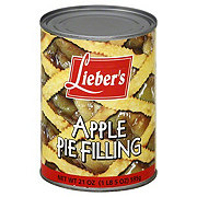 Lieber's Apple Pie Filling