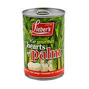 Lieber's Cut Gourmet Heart of Palms