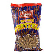 Lieber's Fat Free Pretzel Stix