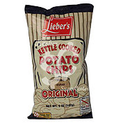 Lieber's Kettle Chips, Original